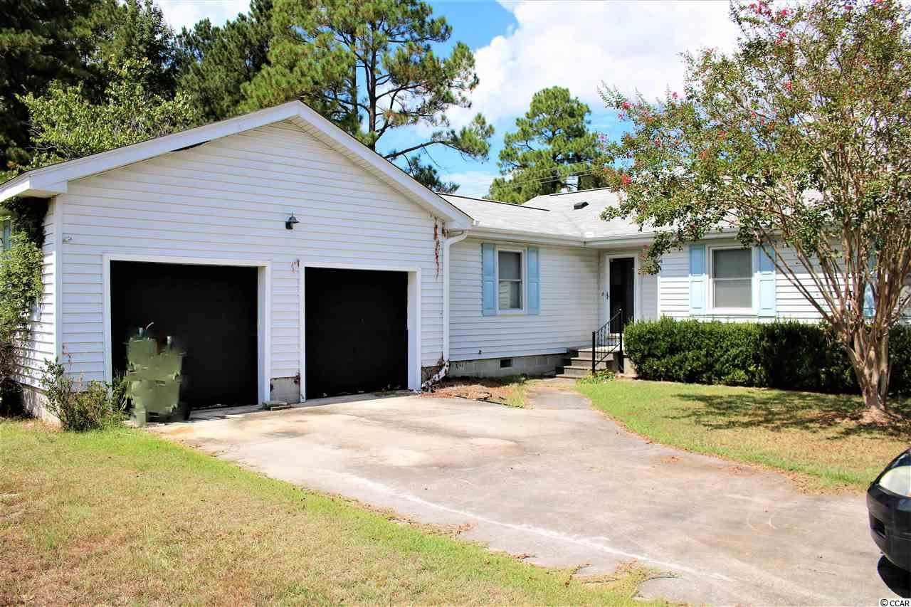 802 South Cedar Ave., Andrews, SC, 29510, Not within a Subdivision Home For Sale