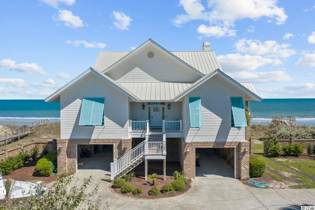 1153 DeBordieu Blvd., Georgetown, SC, 29440, Debordieu Colony Home For Sale