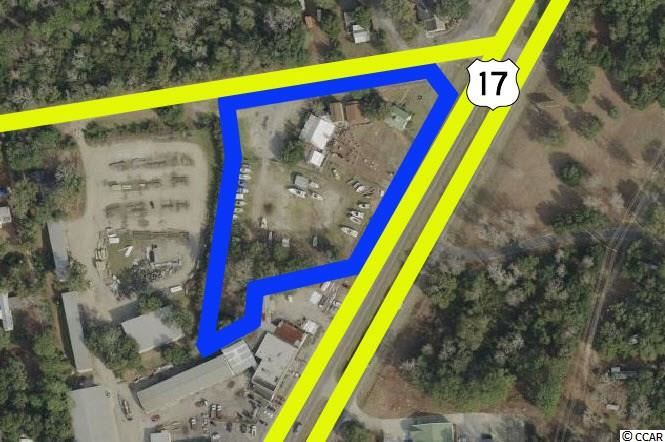 TBD Ocean Hwy., Murrells Inlet, SC, 29576, Not within a Subdivision Home For Sale