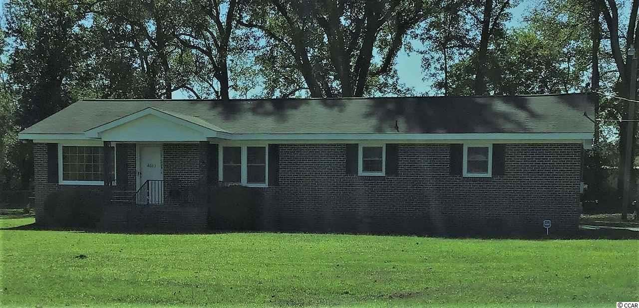4003 W Marion St., Mullins, SC, 29574, Not within a Subdivision Home For Sale