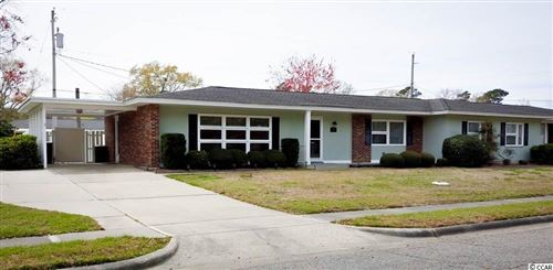 Photo of 3609 Linden St. #3609, Myrtle Beach, SC 29577 (MLS # 2007283)
