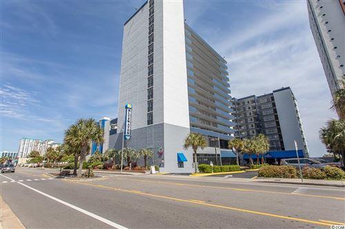 Photo of 2001 S Ocean Blvd. #1105, Myrtle Beach, SC 29577 (MLS # 2116288)