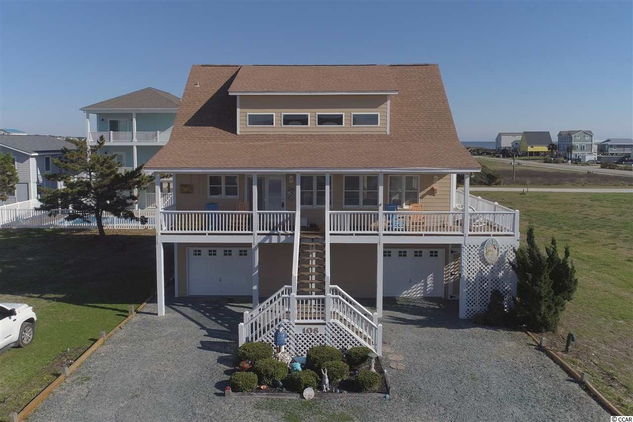 108 Conch St., Holden Beach, NC, 28462, Not within a Subdivision Home For Sale