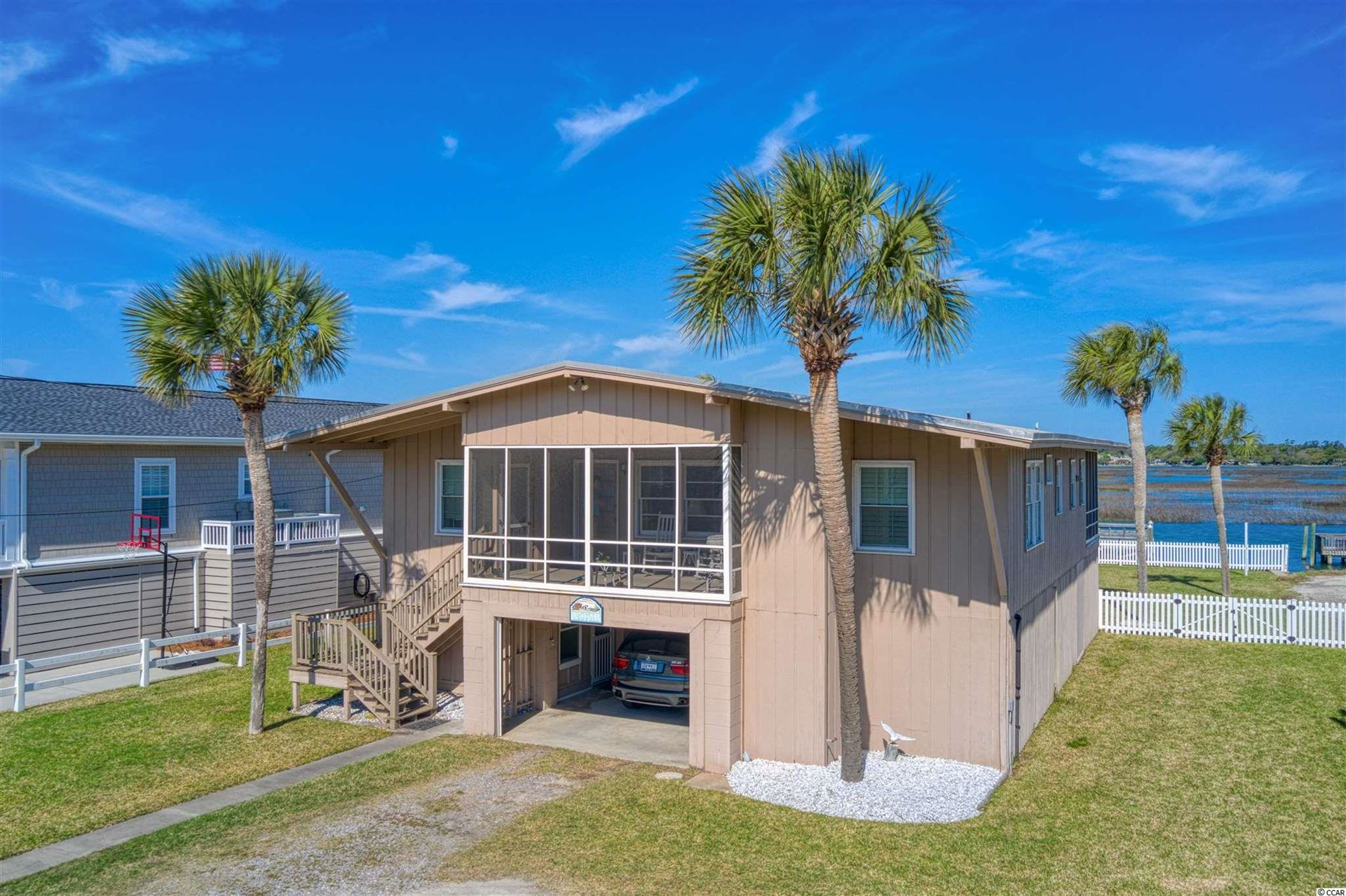 1340 S Waccamaw Dr., Garden City Beach, SC, 29576,  Home For Sale