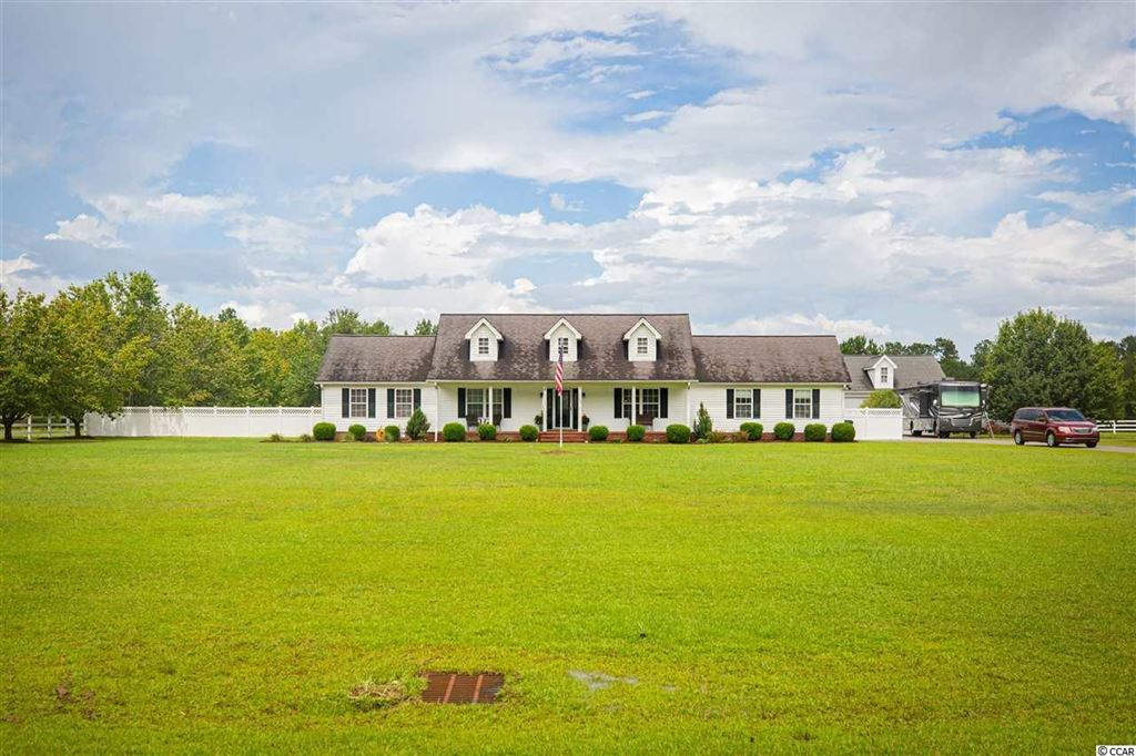724 Frye Rd., Galivants Ferry, SC, 29544,  Home For Sale
