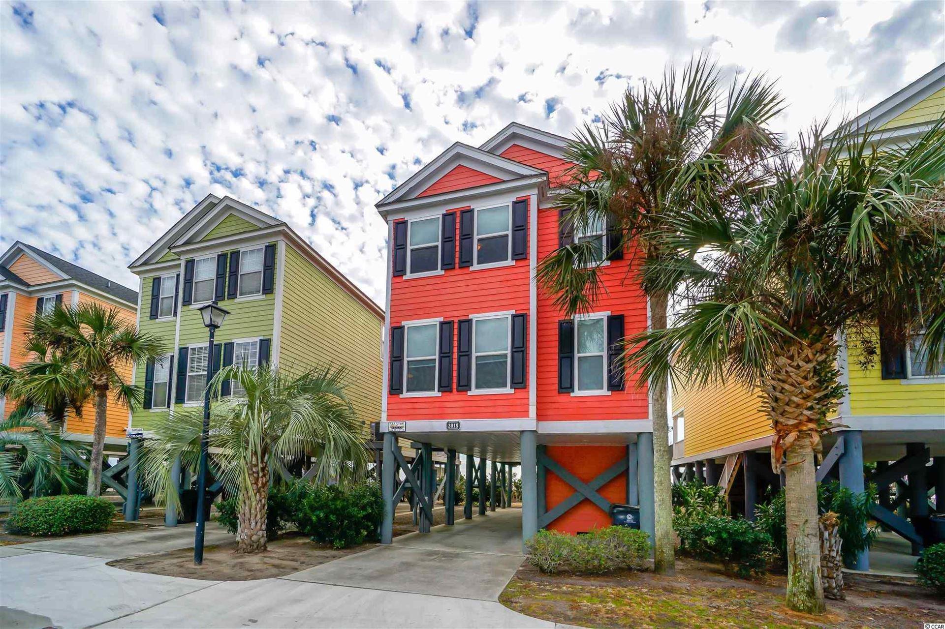 2018 N Waccamaw Dr., Garden City Beach, SC, 29576, Portofino IV Home For Sale