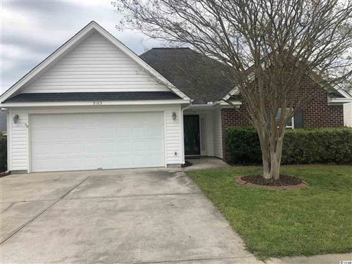 Photo of 5103 Capulet Circle, Myrtle Beach, SC 29588 (MLS # 2007306)