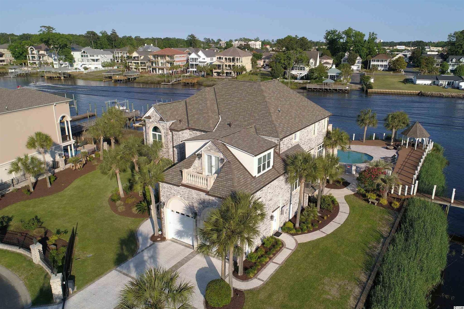 4800 Williams Island Dr., Little River, SC, 29566, Paradise Island Home For Sale