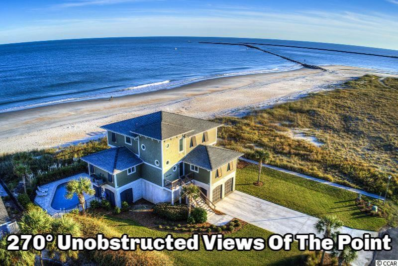 2209 S Waccamaw Dr., Garden City Beach, SC, 29576, Inlet Harbour Home For Sale