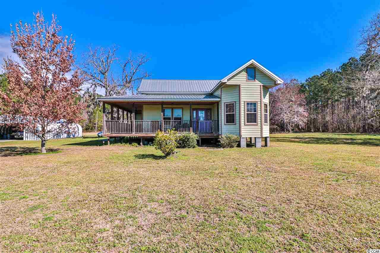 1242 Bruorton Rd., Hemingway, SC, 29554, Not within a Subdivision Home For Sale