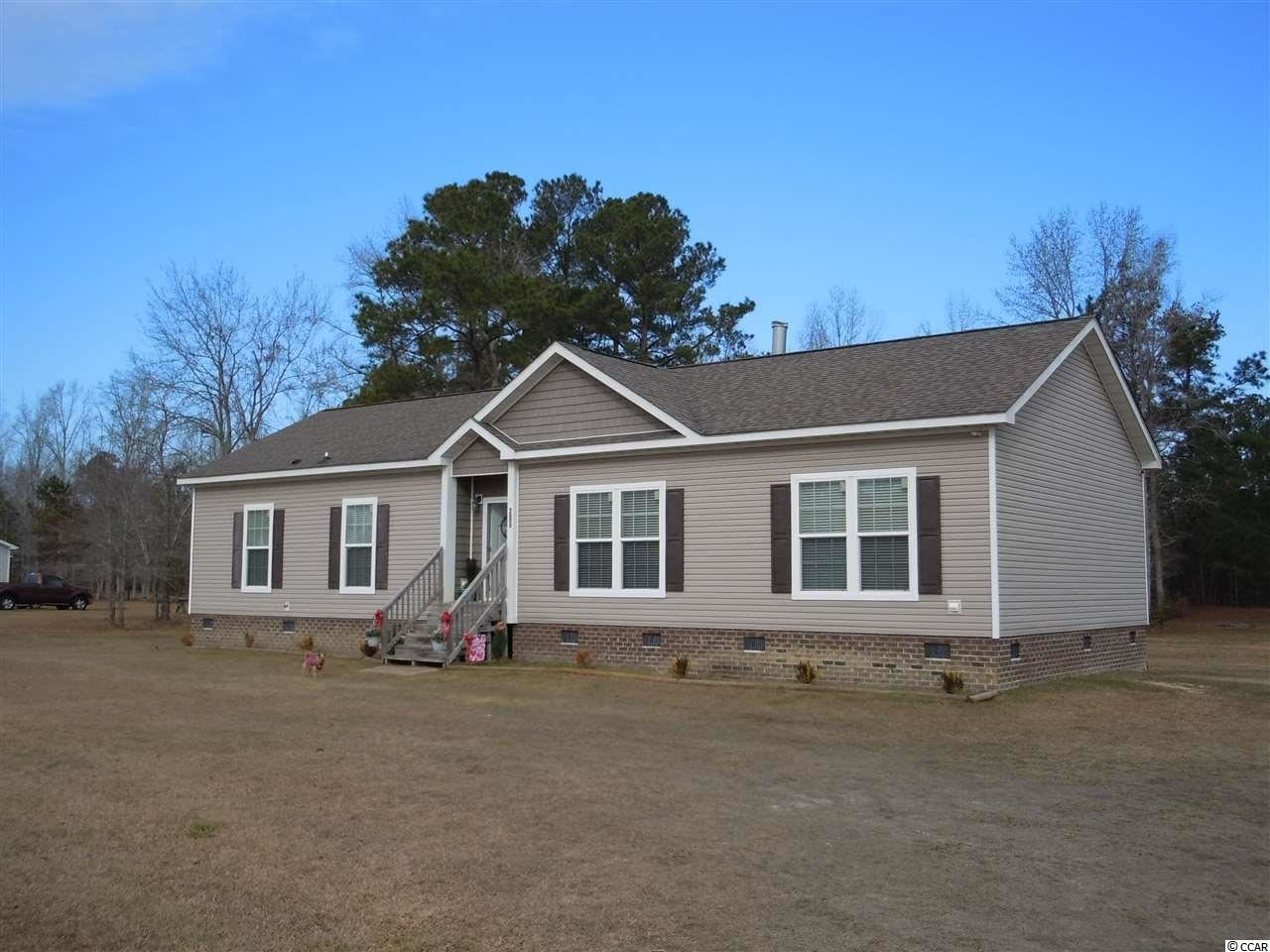 205 H. Coleman Lane, Tabor City, NC, 28463, Country Meadows Home For Sale