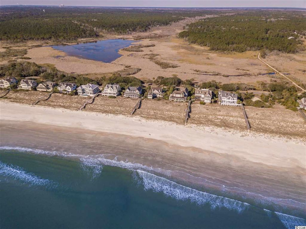 607 Beach Bridge Rd., Pawleys Island, SC, 29585, Prince George Ocean Home For Sale
