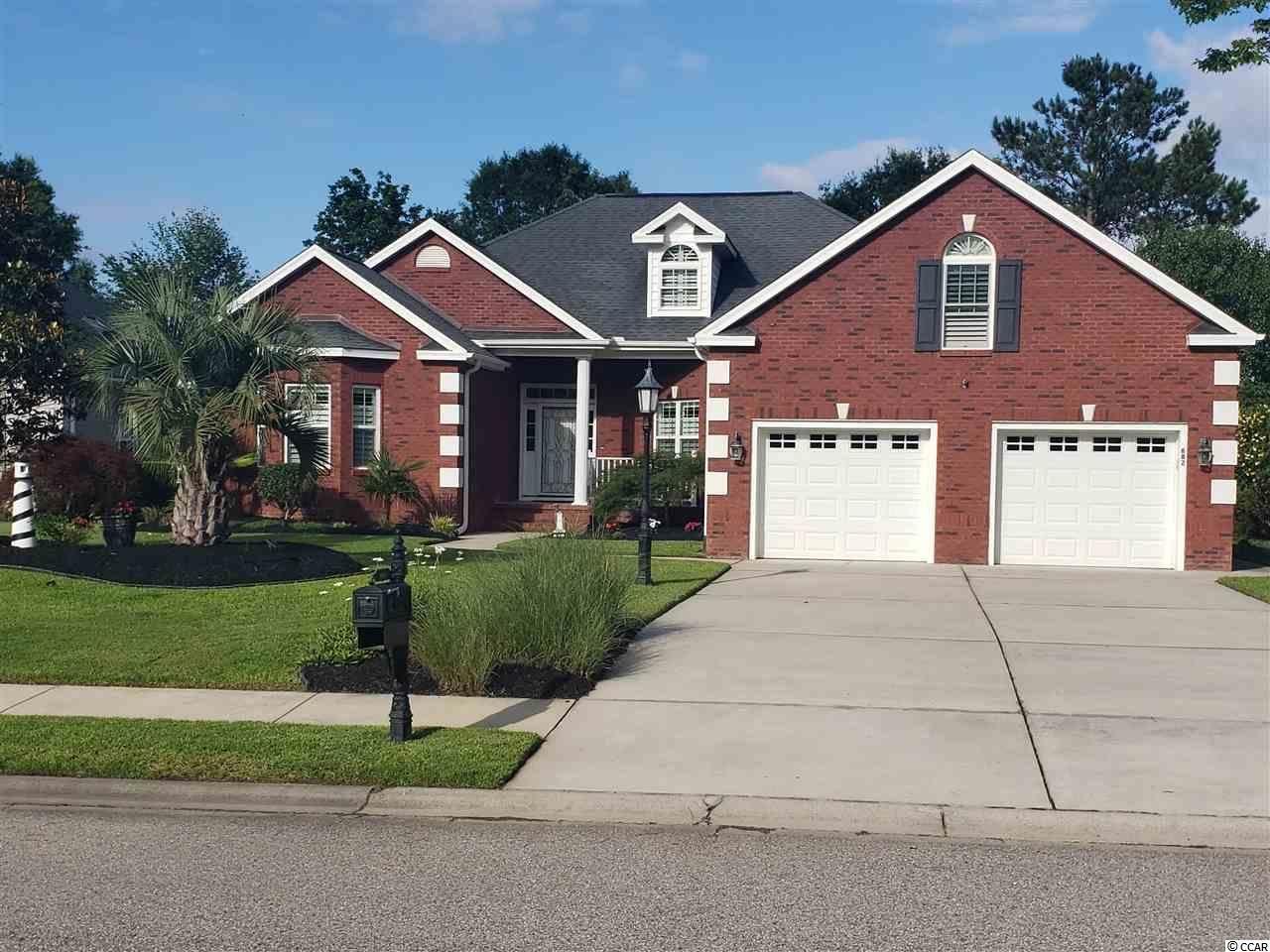 682 NW Covington Dr., Calabash, NC, 28467, Brunswick Plantation Home For Sale