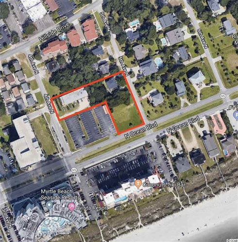 Photo of 0.89 acres N 4th Ave. N, North Myrtle Beach, SC 29582 (MLS # 2007325)