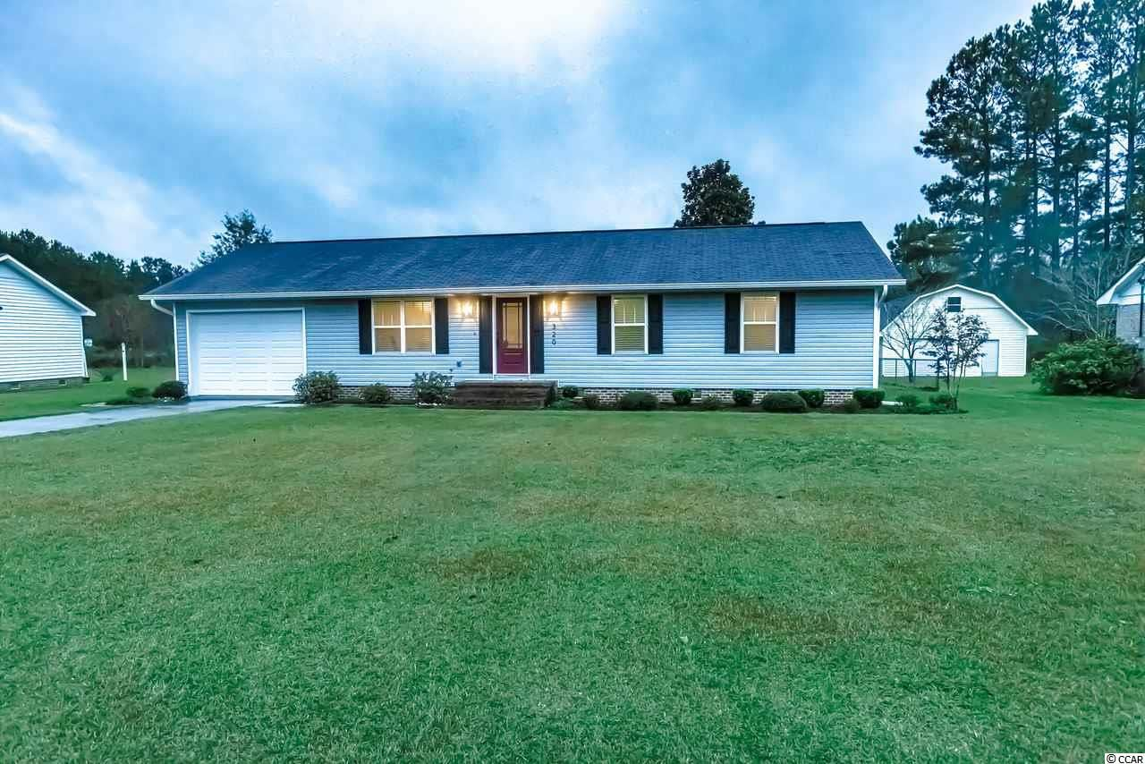 320 Stephens Ct., Mullins, SC, 29574, Not within a Subdivision Home For Sale
