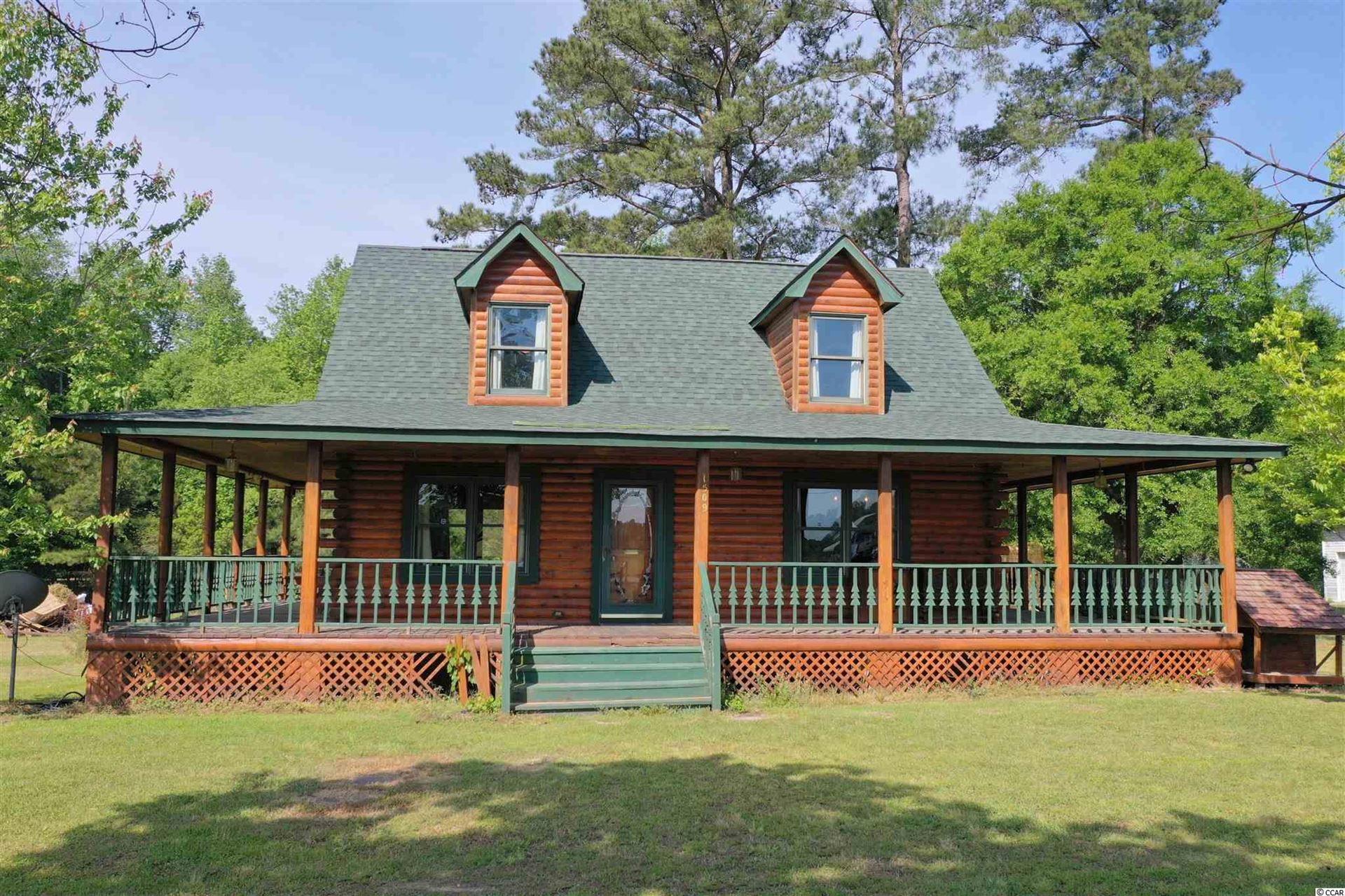 1509 S Highway 41, Mullins, SC, 29574,  Home For Sale