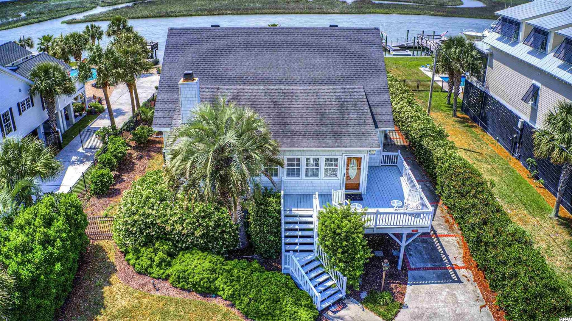 1304 S Waccamaw Dr., Garden City Beach, SC, 29576, Not within a Subdivision Home For Sale