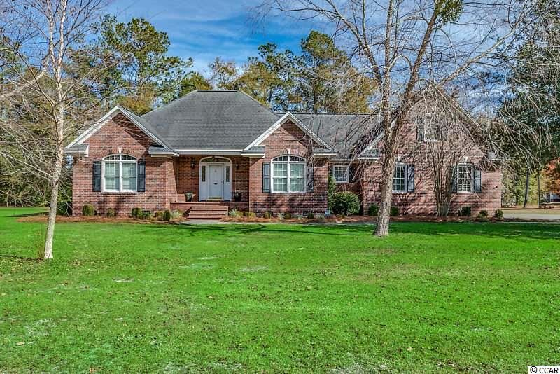 10804 Old Pee Dee Rd., Hemingway, SC, 29554, Not within a Subdivision Home For Sale