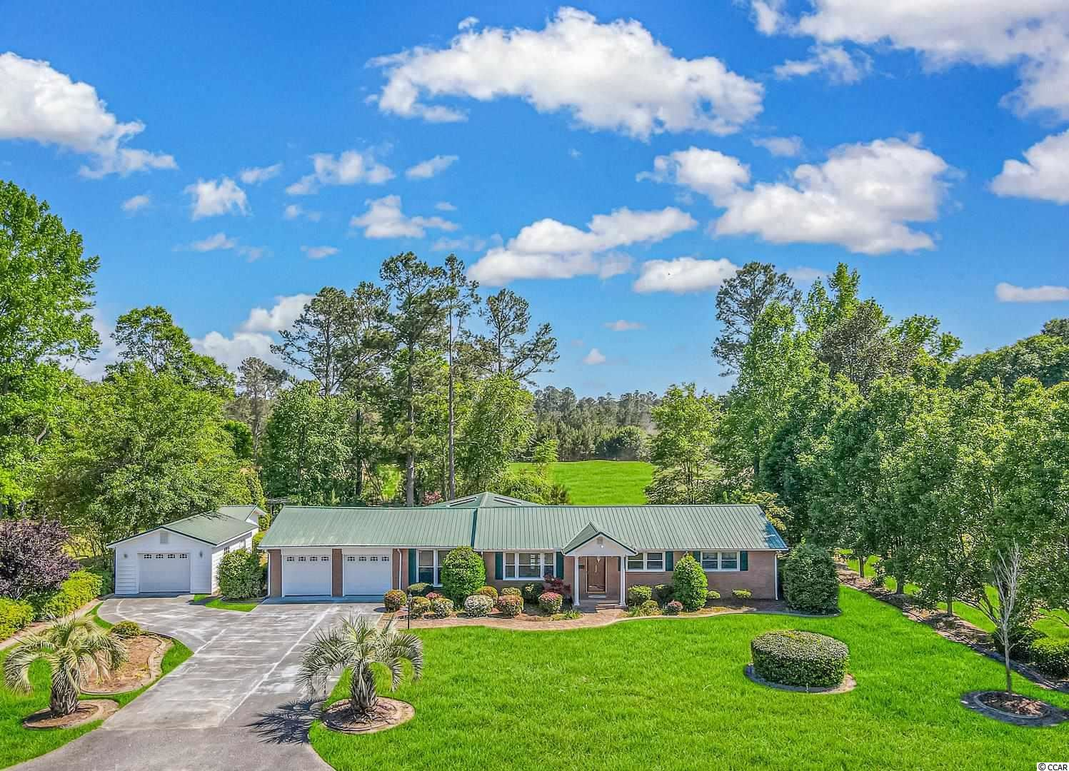 522 Fairway Dr., Johnsonville, SC, 29555, Not within a Subdivision Home For Sale