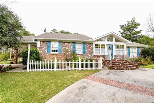 Photo of 1010 N Cedar Dr., Surfside Beach, SC 29575 (MLS # 1924332)