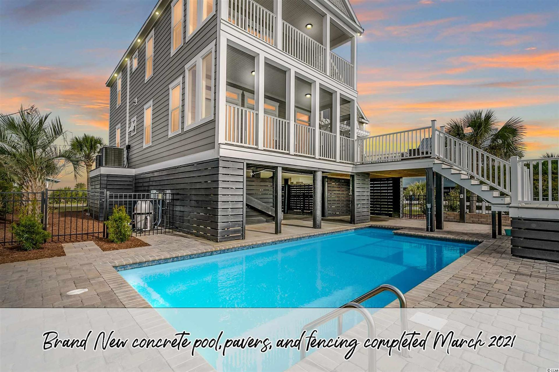 1073 S Waccamaw Dr., Garden City Beach, SC, 29576, Not within a Subdivision Home For Sale