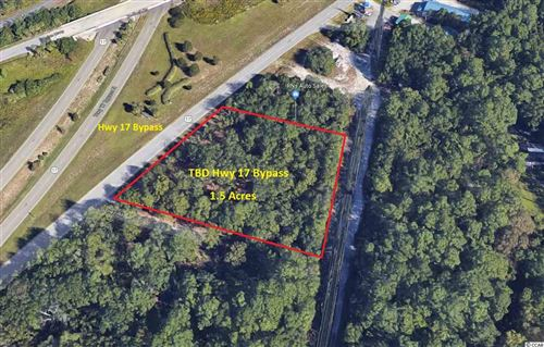 Photo of TBD Highway 17 Bypass, Murrells Inlet, SC 29576 (MLS # 1918335)