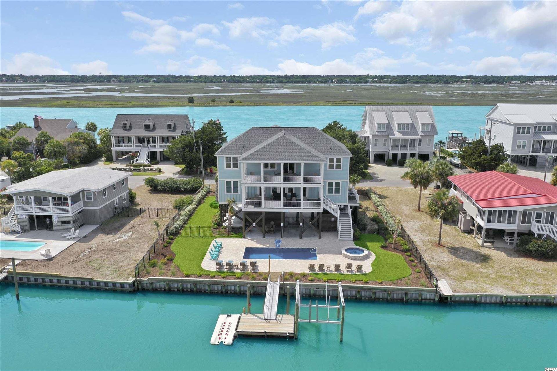 1925 Pompano Dr., Garden City Beach, SC, 29576, Inlet Pointe Home For Sale
