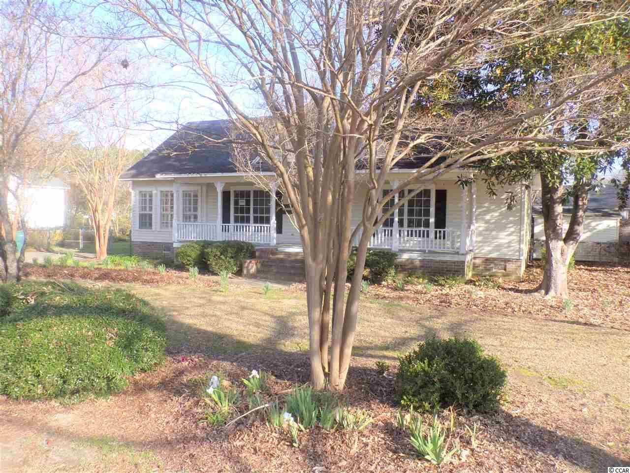 605 Lipscomb Ave., Marion, SC, 29571, Not within a Subdivision Home For Sale