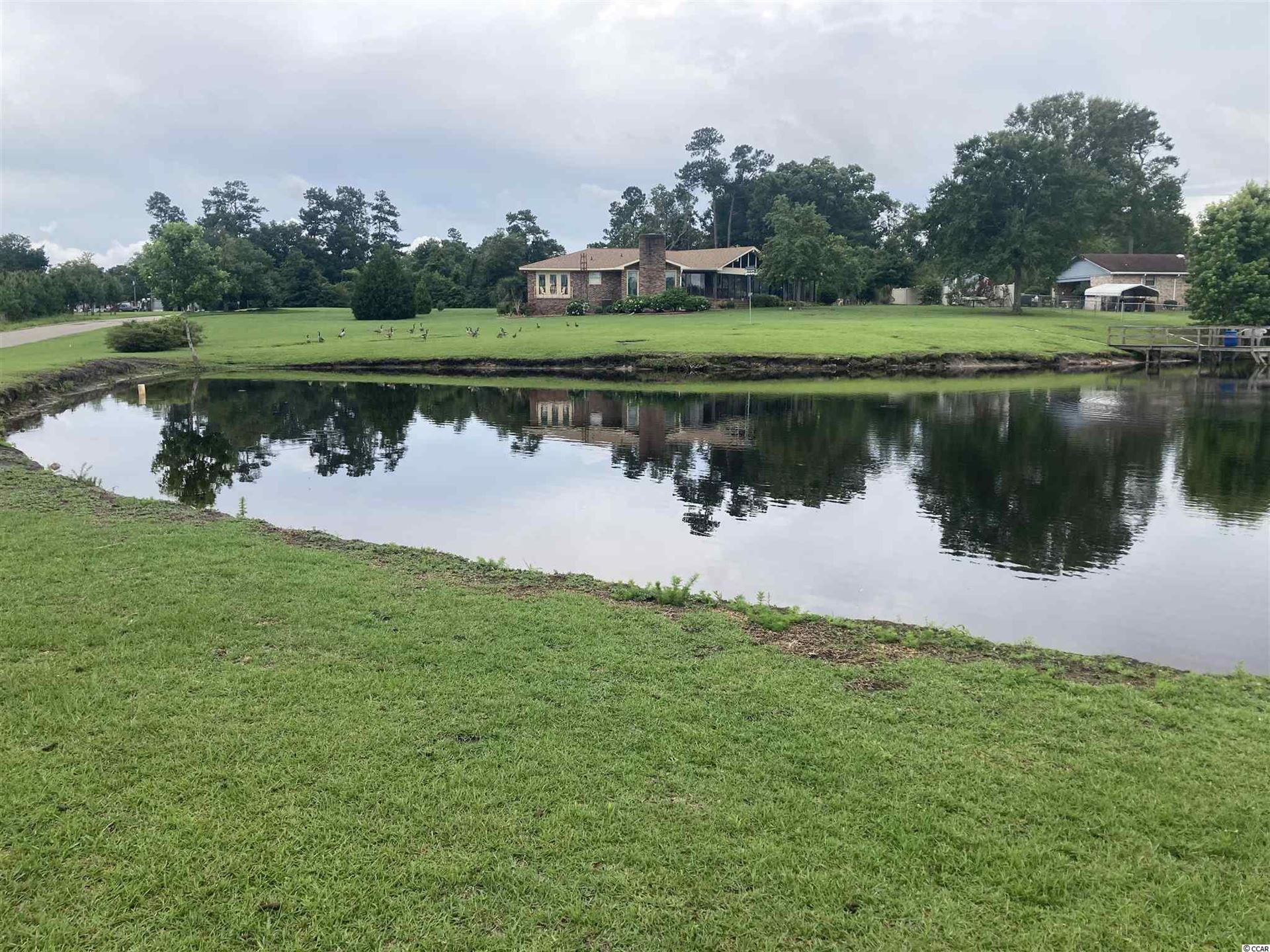 170 Deer Dr., Johnsonville, SC, 29555, Not within a Subdivision Home For Sale
