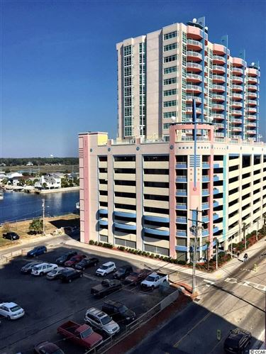 Photo of 3601 N Ocean Blvd. #1034, North Myrtle Beach, SC 29582 (MLS # 1915341)