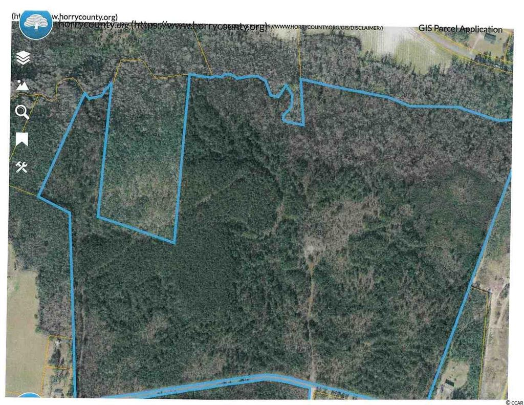 Parcel 1 Huckleberry Rd., Galivants Ferry, SC, 29544, Not within a Subdivision Home For Sale