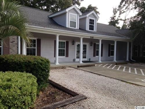 Photo of 5187 Horry Dr. #W. Wing of Building, Murrells Inlet, SC 29576 (MLS # 2024345)