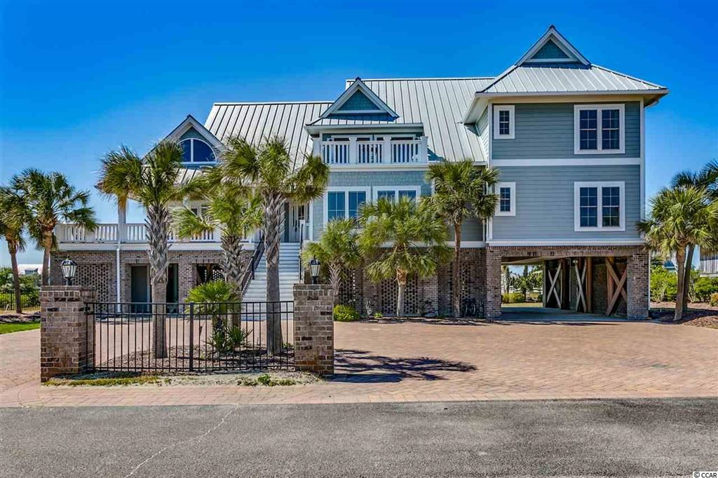 2044 S Waccamaw Dr., Garden City Beach, SC, 29576, Inlet Harbour Home For Sale