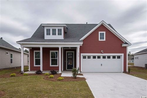 Photo of 6169 Chadderton Circle, Myrtle Beach, SC 29579 (MLS # 1915348)