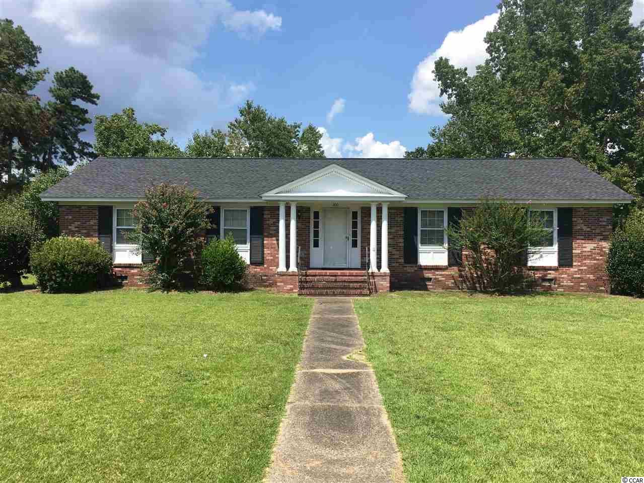 300 East Andrews St., Hemingway, SC, 29554, Not within a Subdivision Home For Sale