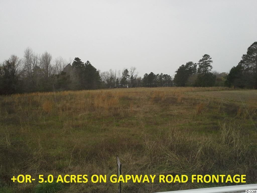 South Gapway S Street Rod Ln., Mullins, SC, 29574, Not within a Subdivision Home For Sale