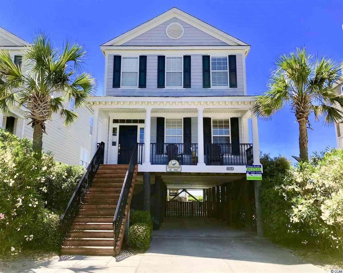 1211 A N Ocean Blvd., Surfside Beach, SC, 29575, Lakewood Home For Sale