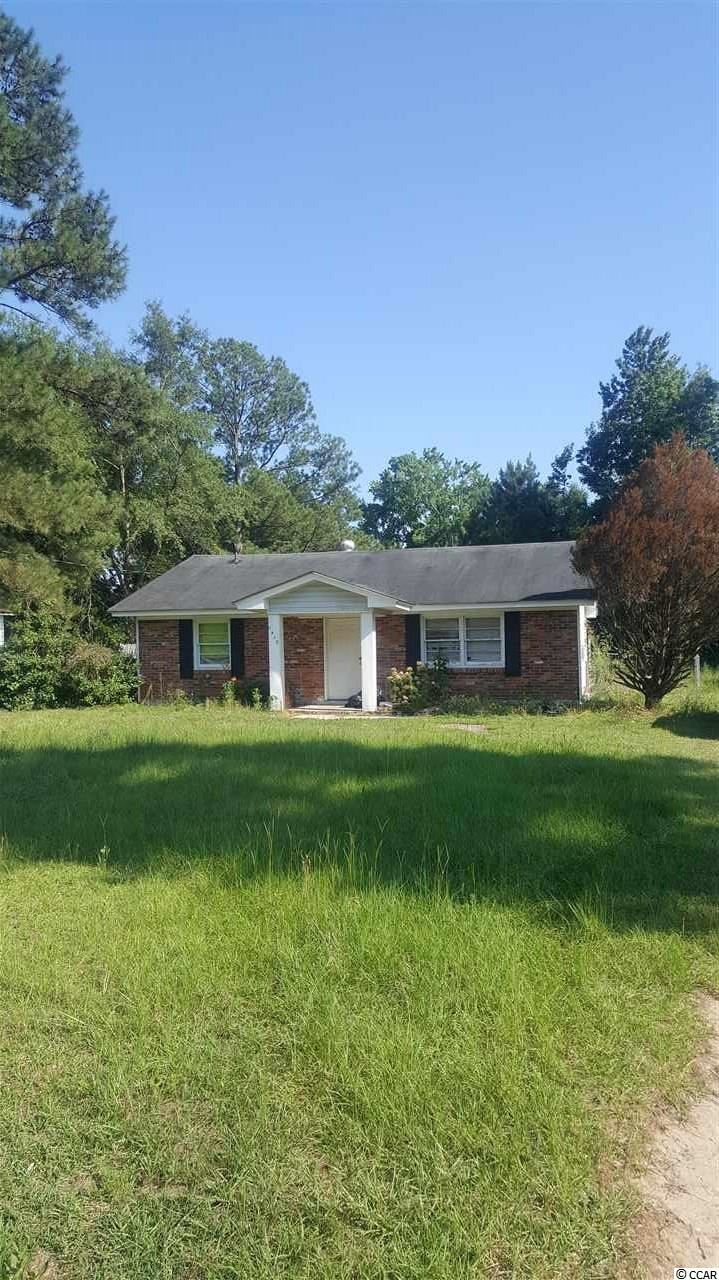 5440 E Old Marion Hwy., Florence, SC, 29506, Not within a Subdivision Home For Sale