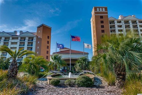 Photo of 8121 Amalfi Place #7-704, Myrtle Beach, SC 29572 (MLS # 1803362)