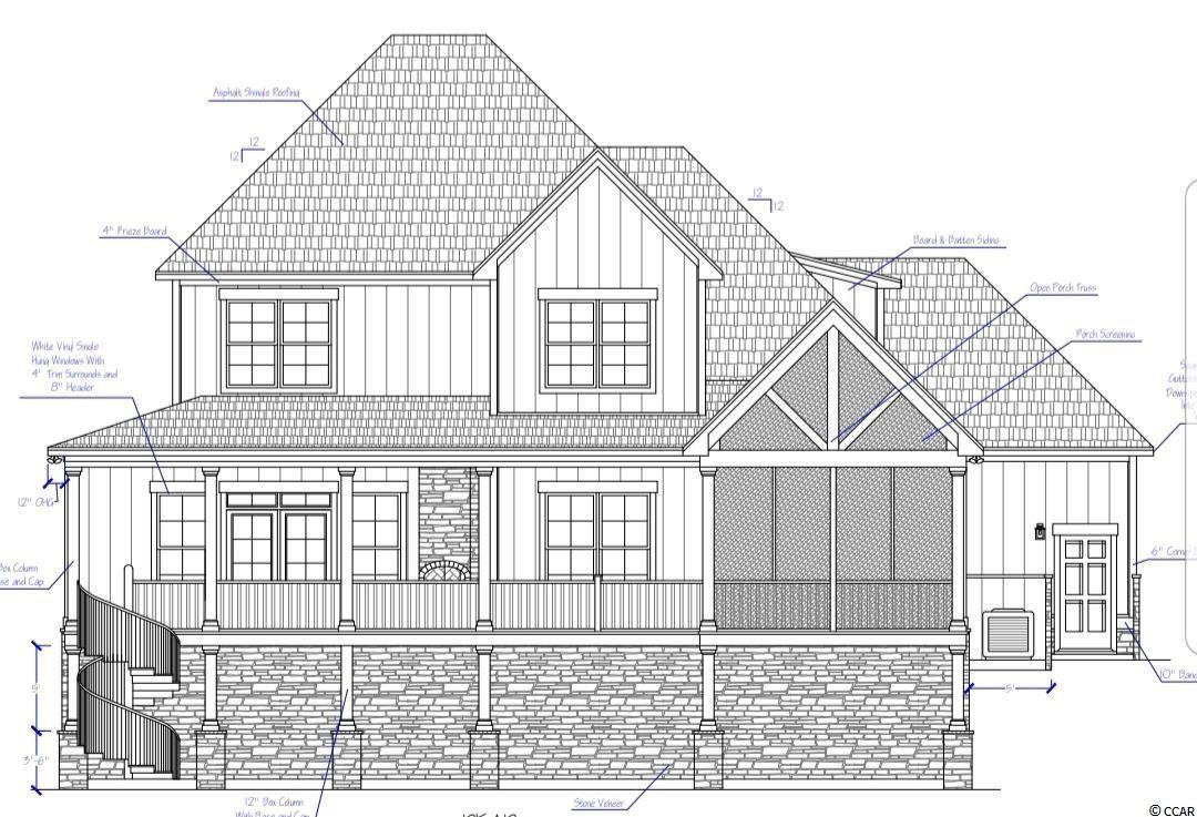 1006 Surf Pointe Dr., North Myrtle Beach, SC, 29582, Surf Estates Home For Sale