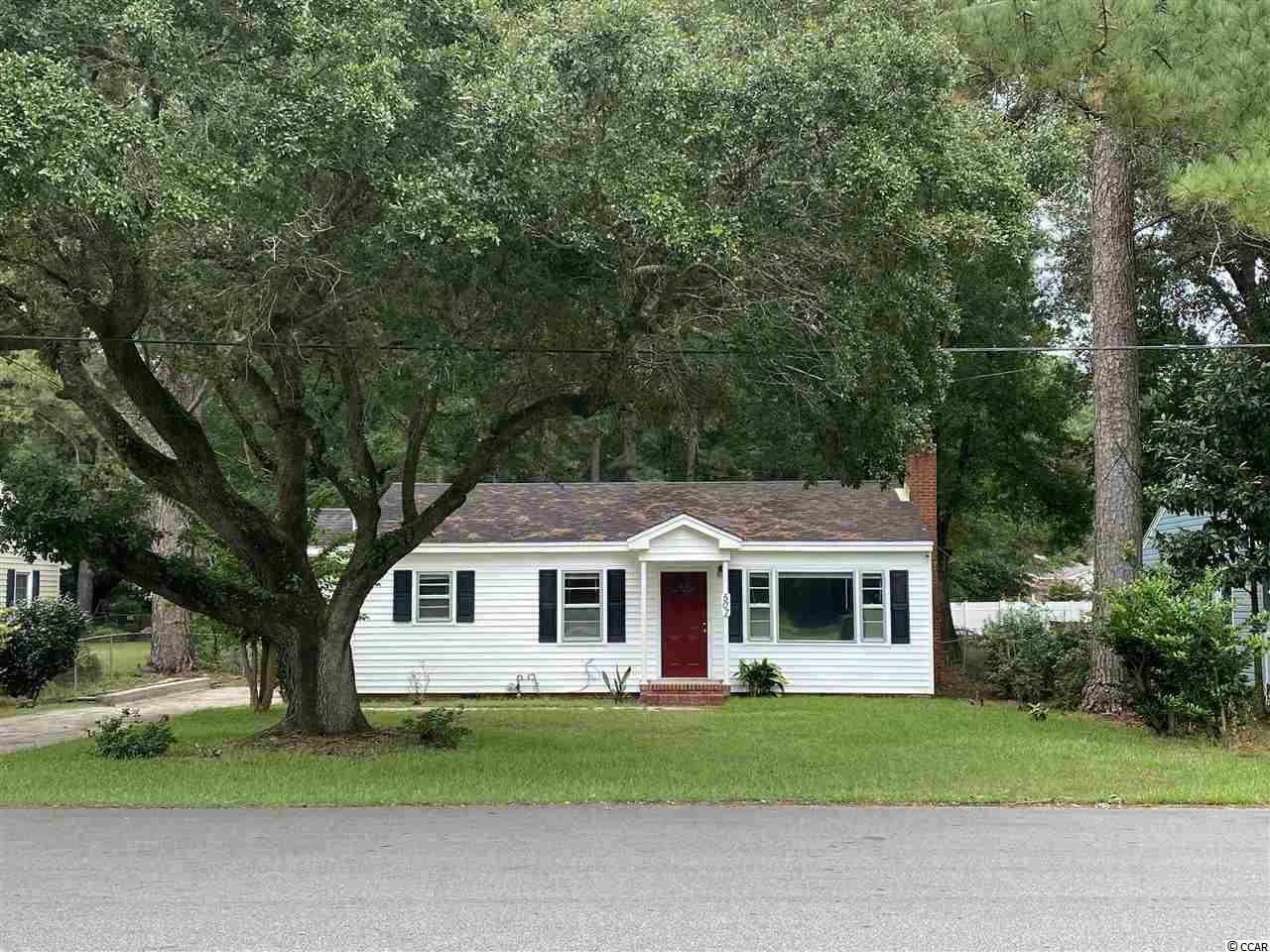 507 S Cedar Ave., Andrews, SC, 29510, Not within a Subdivision Home For Sale