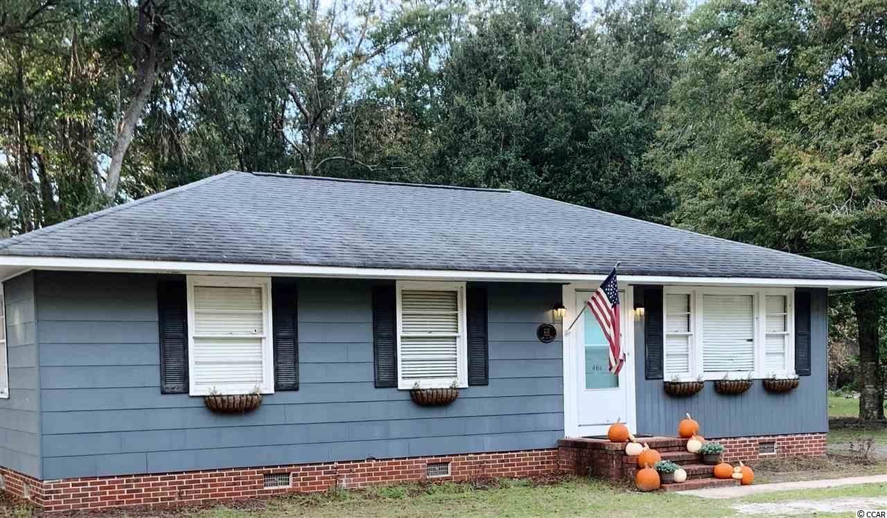 461 N Railroad Ave., Johnsonville, SC, 29555,  Home For Sale