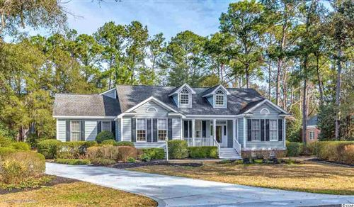 Photo of 1248 Heritage Dr., Pawleys Island, SC 29585 (MLS # 1803369)
