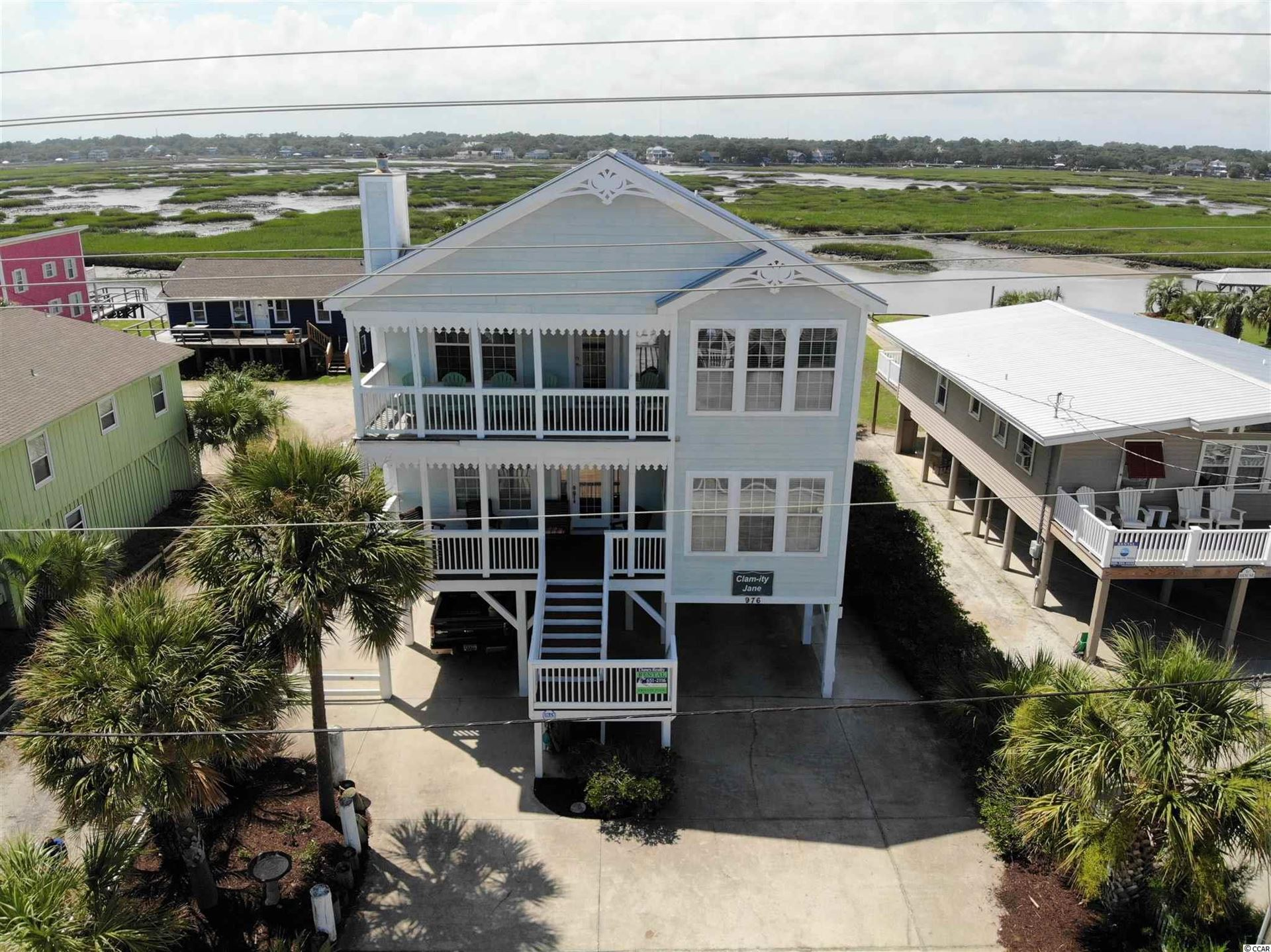 976 S Waccamaw Dr., Garden City Beach, SC, 29576,  Home For Sale