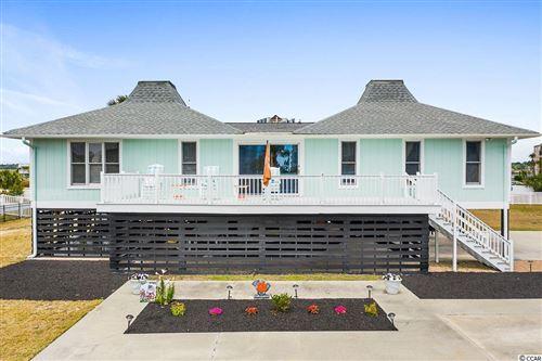 Photo of 1614 S Waccamaw Dr., Garden City Beach, SC 29576 (MLS # 2005372)