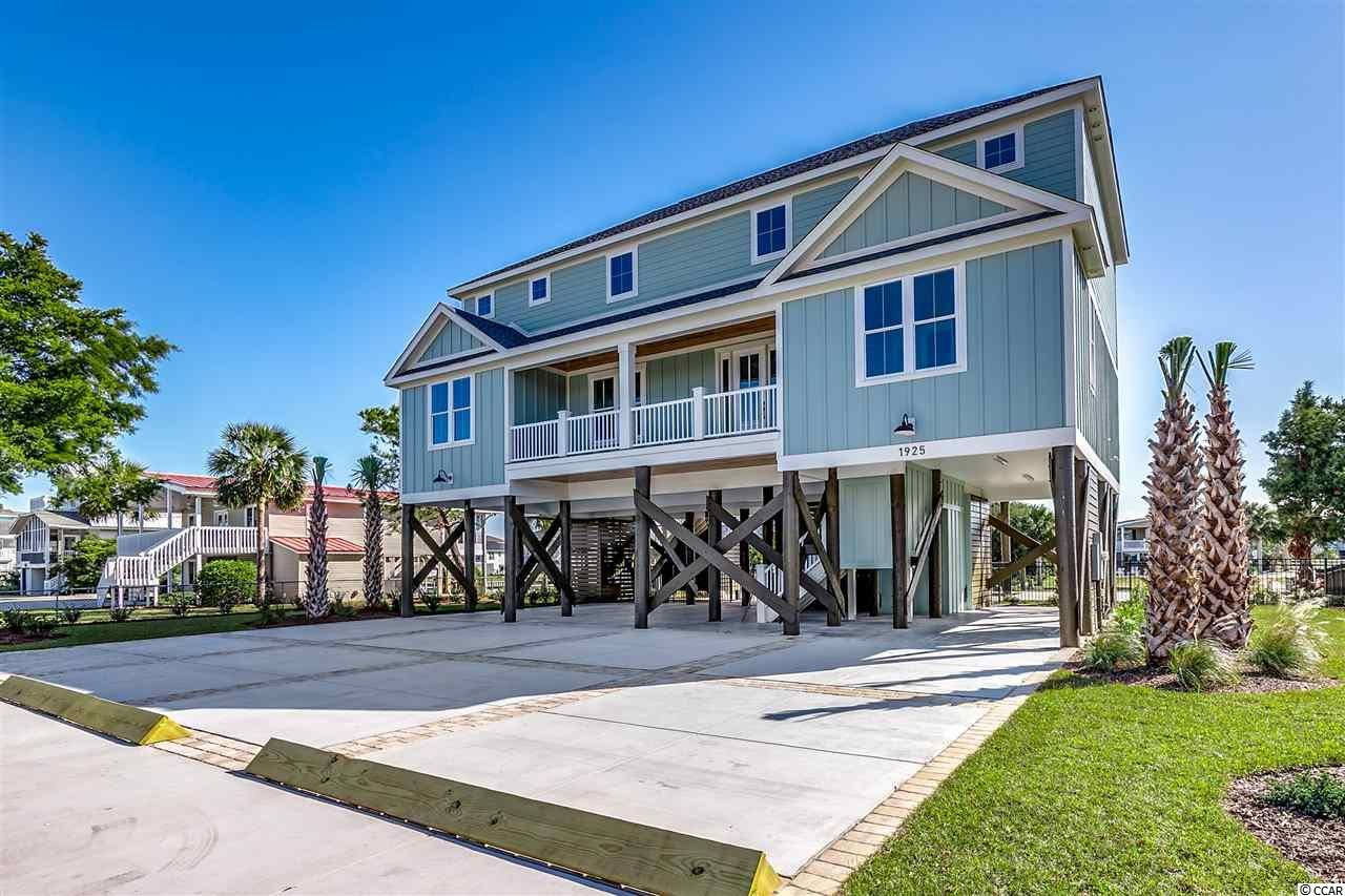 1925 Pompano Dr., Garden City Beach, SC, 29576, Not within a Subdivision Home For Sale