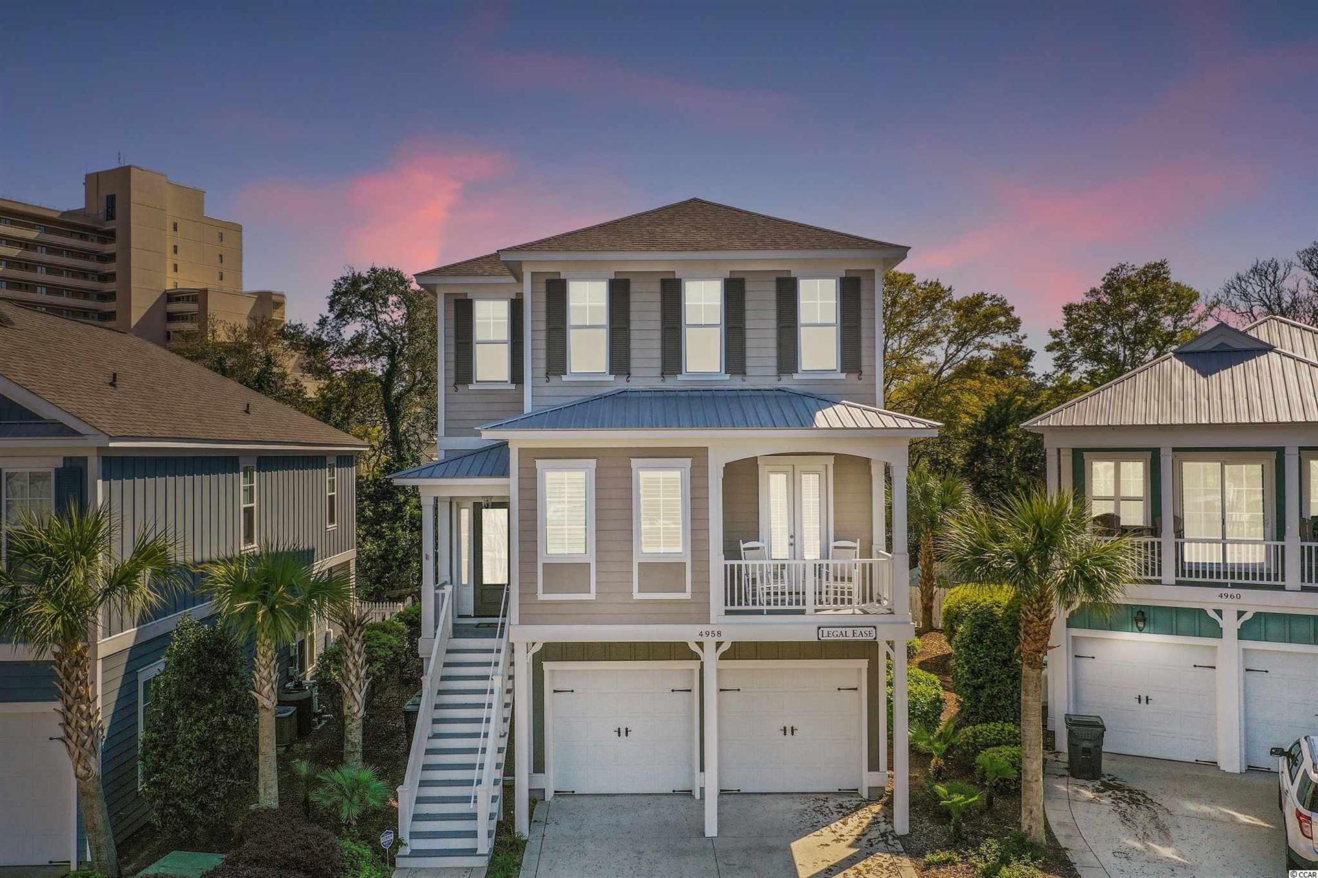 4958 Salt Creek Ct., North Myrtle Beach, SC, 29582, North Beach Plantation|Whitepo Home For Sale