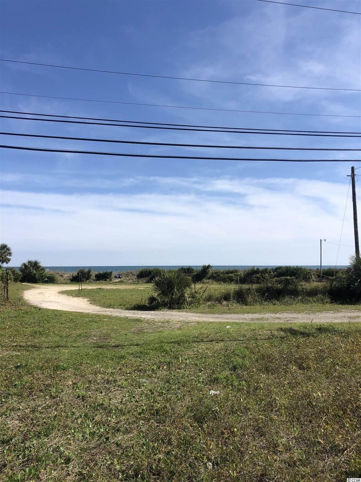 TBD Ocean Blvd., Atlantic Beach, SC, 29582, Town Of Atlantic Beach Home For Sale