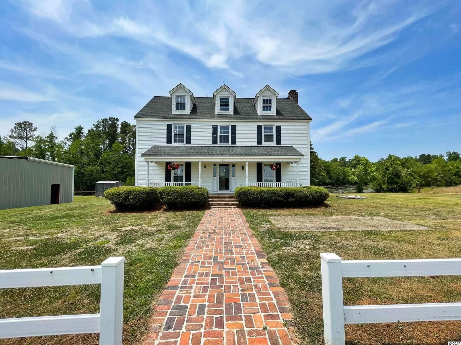 525 N Green Sea Rd., Loris, SC, 29569, Not within a Subdivision Home For Sale