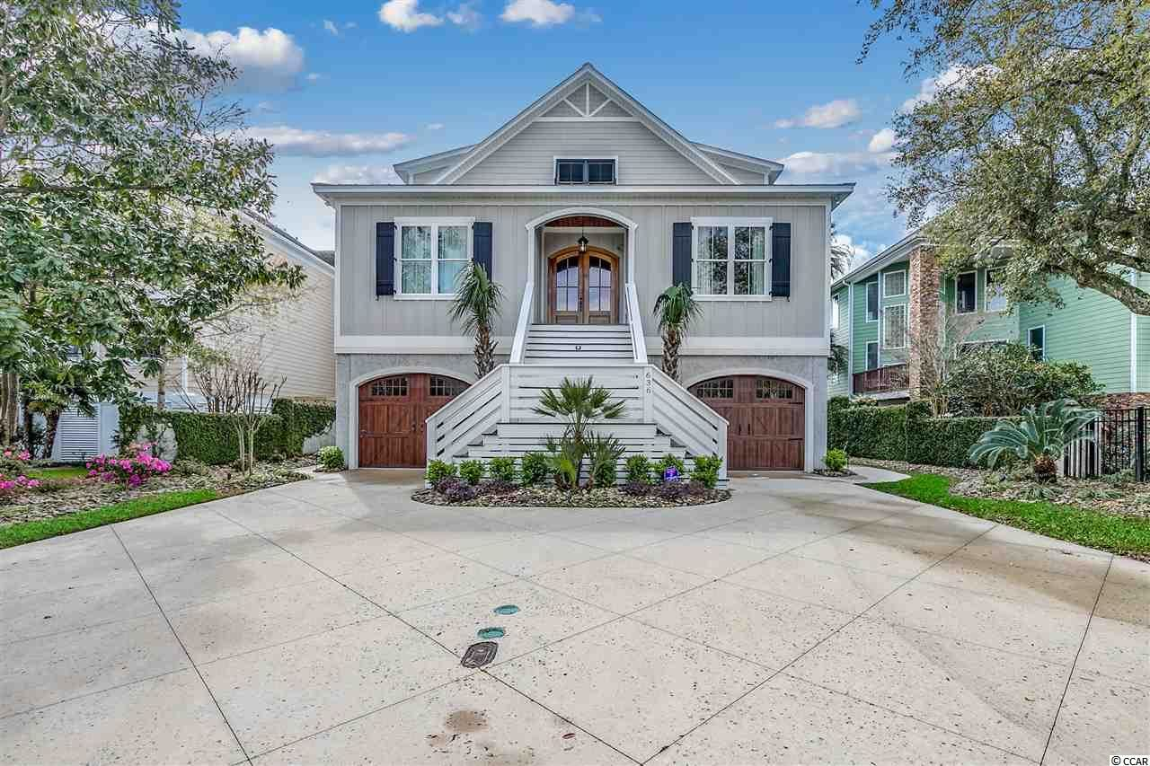636 N Creekside Dr., Murrells Inlet, SC, 29576, Mt Gilead Home For Sale